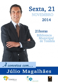 À Conversa Com… Júlio Magalhães