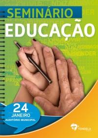 Município promove Seminário de Educação a 24 janeiro