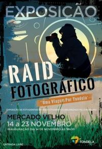 """Raid Fotográfico """"Uma Viagem por Tondela"""" em exposição no Mercado Velho"""