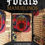 Exposição Forais Manuelinos na Biblioteca Municipal Tomaz Ribeiro