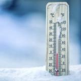 Condições meteorológicas adversas - Aviso: Muito Frio