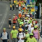 Mais de Meio Milhar de Cidadãos a Caminhar pela Saúde e Solidariedade