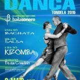 Primeiro Workshop de Dança