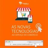 Plataforma do comércio local online