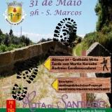Percursos pedestres no concelho de Tondela. Rota de Santiago