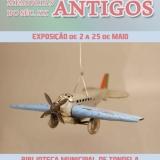 Exposição de Brinquedos na Biblioteca Municipal de Tondela