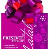 """7ª edição de """"Um Presente Cheio de Natal"""" no Mercado Velho em Tondela"""