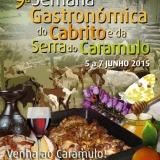 SERRA COM SABORES ´15   Cabrito e a Serra do Caramulo