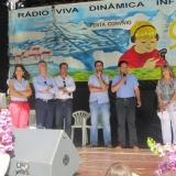 """Presidente da Câmara marcou presença na Festa Anual da Rádio """" Emissora das Beiras"""""""