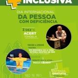 TONDELA ASSINALA DIA INTERNACIONAL DA PESSOA COM DEFICIÊNCIA