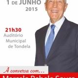 À Conversa com… Marcelo Rebelo de Sousa