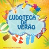 Abertura de inscrições para Ludoteca de Verão em agosto