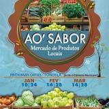 """Mercados de Produtos Locais """"Ao'Sabor"""""""