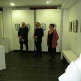 Inauguração de Exposição temporária Escultura e desenho de Cristina Vouga