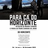 """""""Para cá do horizonte"""", Exposição de fotografias de Marisa Cardoso e poesia do tondelense Pedro Carreira de Jesus"""