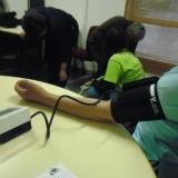 Equipa de Enfermagem do Centro de Marcha e Corrida avalia Utentes dos Projetos Locais «Saúde em Dia»