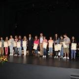 Município premeia o mérito dos melhores alunos do concelho