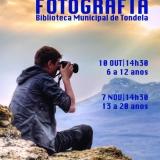 WORKSHOP DE FOTOGRAFIA NA BIBLIOTECA MUNICIPAL DE TONDELA