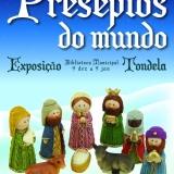 """Exposição """"Presépios do Mundo"""" na Biblioteca Municipal de Tondela"""