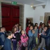 Alunos do 3º ano do Agrupamento de Escolas Cândido de Figueiredo visitam o Museu Terras de Besteiros