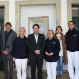 Delegação de fundação taiwanesa visitou hoje o concelho de Tondela