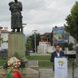 Tondela prestou homenagem aos combatentes da 1ª Grande Guerra
