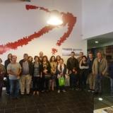 Grupo da Figueira da Foz no Museu Terras de Besteiros