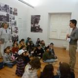 Alunos da Escola Básica de Tondela no Museu Terras de Besteiros