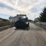 Beneficiação de vias municipais continua