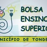 ABERTURA DE CANDIDATURAS A BOLSAS DE ESTUDO DO ENSINO SUPERIOR