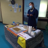 Workshop sobre Alimentação Saudável e Poesia com Melodia nas Termas de Sangemil