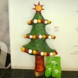 Utentes da ASSOL criam árvore de Natal para Museu Terras de Besteiros